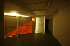 Ed Liddle - Installation shot from '(o) occupant #5'