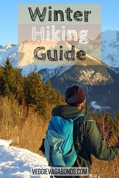 Don't want to miss out on quieter trails and snowy scenes in the cooler months? These winter hiking tips are all you need to hit the trail keeping safe and warm as you explore those frosty landscapes. #winterhiking #winterhikingoutfit #winterhikingtips  #winterhikinggear #winterhikingclothes