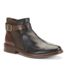 At Ur Peak Leather Boot - Kenneth Cole