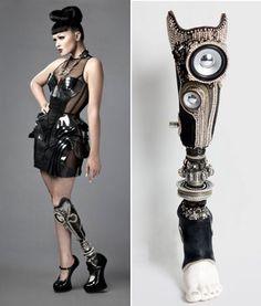 Prosthesis designer Sophie de Oliveira Barata: The Alternative Limb Project