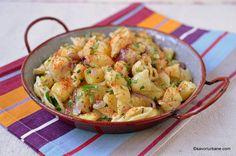 Main Dishes, Side Dishes, Kung Pao Chicken, Paste, Potato Salad, Shrimp, Potatoes, Vegan, Ethnic Recipes
