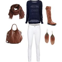"""""""Fantastic Fall Outfit"""" by tennisfan on Polyvore"""