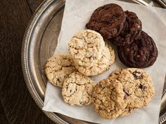 One formula, three cookies for this year's cookie exchange