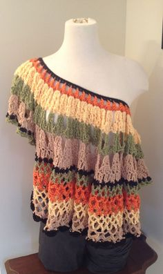 Summer Fun Sweater - Different Colors, cute idea!