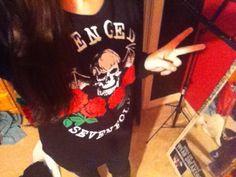 New Avenged Sevenfold Sweatshirt! <3