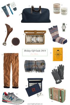 Comfy Cozy Couture: Holiday Gift Guide For Him | #giftsforhim #cccgiftguides