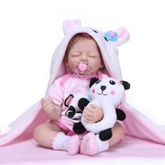 Fake Babies that Look Real 20 Inch Baby Doll for Children American Girl Baby Doll - reborn baby look and feel real soft silicone for play for kids diy baby doll>>>>>>Store Link in Bio - Newborn Baby Dolls, Baby Girl Dolls, Baby Doll Clothes, Child Doll, Kids Dolls, Baby Girls, Reborn Toddler Girl, Reborn Babies, Bebe Real