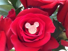 Disney Wedding Hidden Mickey Mouse Ears Flower Pins BLING BOUQUET for Brides and Bridesmaids by ShopRitaLane on Etsy https://www.etsy.com/uk/listing/292556297/disney-wedding-hidden-mickey-mouse-ears