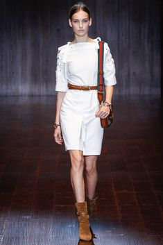 Gucci - Spring 2015 Ready-to-Wear - Look 3 of 45
