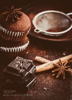 Untitled by locrifa  IFTTT 500px anise aromatic background bake baked brown cake celebration chocolate christmas cinnam