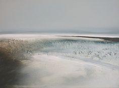 Dion Salvador Lloyd: Frost (30cm x 40cm)