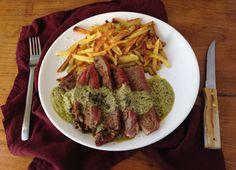 La vraie recette de la sauce de l′entrecôte - pas Cabot, pas véggie, pas bon pour les kilos...mais nostalgie, nostalgie...