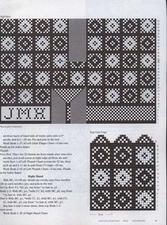Piecework Interweave 00035 Crochet Gloves, Knit Mittens, Knitting Charts, Knitting Patterns, Back Of Hand, Knitting Magazine, Filet Crochet, Knitting Needles, The Borrowers