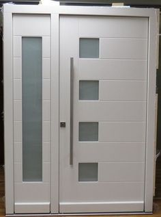 Modern Exterior Door Model 046 - Contemporary - Front Doors - new ...