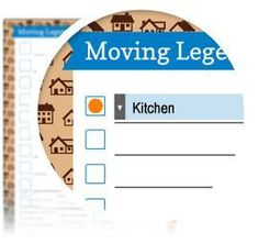 Color-Coded Moving Legend- Download here https://www.alejandra.tv/shop/printable-home-organizing-checklists/alejandra_product/color-coded-moving-legend/?utm_source=Pinterest&utm_medium=Pin&utm_content=MovingLegend&utm_campaign=Checklists/ This Moving Legend was designed to help make moving day faster and easier. And with movers who charge by the hour, it can easily pay for itself.