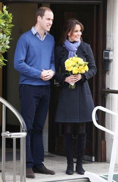 Vogue Daily — Kate Middleton maternity style
