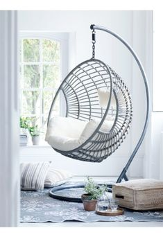 Hanging Egg Chair Jysk Cover Ca Macau Nest Outdoor Patio Furniture And Amazing Relaxable Indoor Swing Design Ideas 12