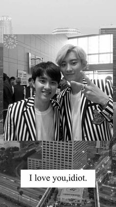 Wallpaper Chansoo Exo Chanyeol, Kyungsoo, Love Now, My Love, Chansoo, Exo Memes, Now And Forever, Cute Wallpapers, My Favorite Things