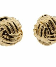 Kate Spade New York Know the Ropes Knot Stud #accessories  #jewelry  #earrings  https://www.heeyy.com/suggests/kate-spade-new-york-know-the-ropes-knot-stud-gold/