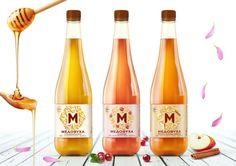 TheBestPackaging.ru – Медовуха «М» – слабоалкогольный напиток