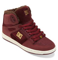 dcshoes Rebound High Wnt ADJS100054 - DC Shoes