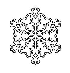 Snowflakes Coloring Pages Printable Best Of Free Printable Snowflake Coloring Pages for Kids Snowflake Coloring Pages, Mandala Coloring Pages, Christmas Coloring Pages, Coloring Pages For Kids, Coloring Books, Adult Coloring, Snowflake Printables, Free Printables, Glass Painting Designs