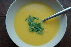 Badylarnia: Zupa z dyni z mlekiem kokosowym
