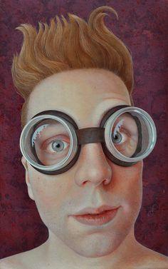 """""""Goggles"""" by Jantina Peperkamp"""