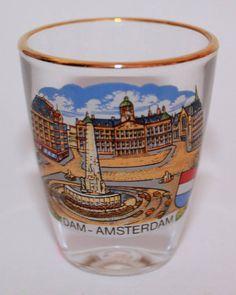 Borrelglas Amsterdam