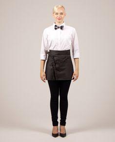 VIAPORI Apron Workwear Fashion, Work Wear, Apron, Normcore, Denim, Style, Swag, Work Clothes, Career Wear