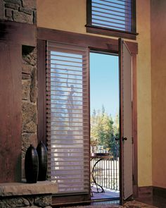 Fabric Blinds For French Doors Silhouette French Doors Contemporary Window Treatmentsshaped Windowsmodern