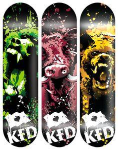 Kfd-creative-skateboard-designs