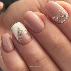 33 Stunning Nail Art Ideas - Love Casual Style : 33 Stunning Nail Art Ideas, Nail art are an amazing method to convey what needs be and even accommodated your dress. Nail plans offer truly stunning and fun nail patterns for any. Rose Nail Art, White Nail Art, Blue Nail, Nail Art Designs Images, Simple Nail Art Designs, Art Images, Elegant Nail Art, Trendy Nail Art, Classy Nail Art