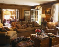 Some Rooms Are So Inviting. Country