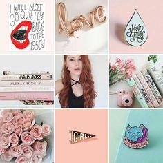 _#!=#Riverdale aesthetic: Cheryl Blossom_