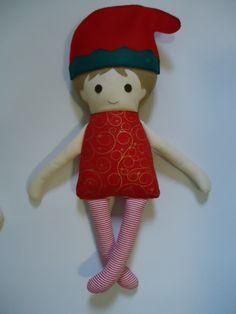 Duende - Fabric Rag Doll
