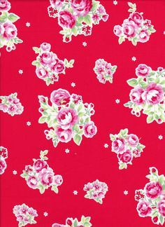 Lecien Flower Sugar Spring 2015 by DonnasLavenderNest on Etsy