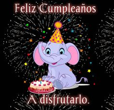 SUEÑOS DE AMOR Y MAGIA: Lindo día feliz Cumpleaños