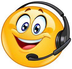 Buy Costumer Support Emoticon by yayayoyo on GraphicRiver. Costumer support emoticon with headset Emoticon Faces, Funny Emoji Faces, Funny Emoticons, Animated Emoticons, Emoji Pictures, Emoji Images, Excited Emoticon, Dancing Emoticon, Emoji Craft