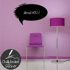 Writable Wall Stickers