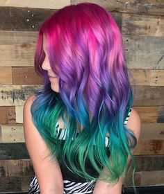 """1,234 Likes, 6 Comments - Pulp Riot Hair Color (@pulpriothair) on Instagram: """"@allydestouttt is the artist... Pulp Riot is the paint."""""""