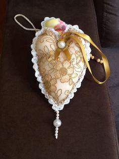 #crochê #artesanato#coração