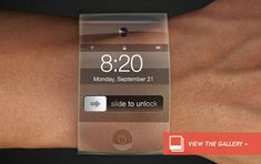 I so want one of these, the Samsung Galaxy Gear Smartwatch: Brace Yourself, Really Smart Watches Are Coming