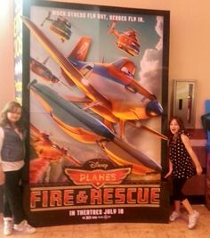Planes Fire and Rescue rescued us from summer boredom - Money Saving Parent