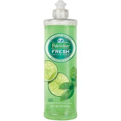 I'm a die hard Dawn fan, but I LOVE LOVE LOVE this, the scent makes me happy. Palmolive Concentrated Lime Basil Dish Liquid, 16 fl oz