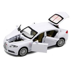 1:32 Scale Model Cars Bugatti Galibier Veyron Alloy Diecast Model Brinquedos Collection Pull Back Kids Toys Gift