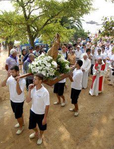 Santa Cristina Procession - Lloret de Mar