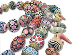 colorful beads from KATO POLYCLAY | Blog oficial en España
