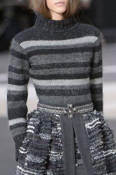 Chanel Fall 2013 - Grey