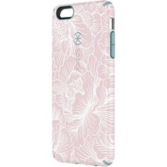 Speck - CandyShell Inked Case for Apple® iPhone® 6 Plus - Pink/Blue